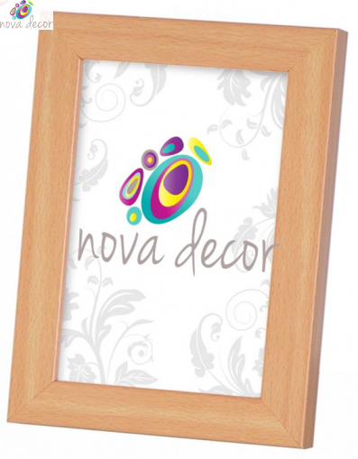 Photo frame Norfolk beech (A4)