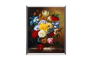 "Mylar framed print ""Bouquet"""