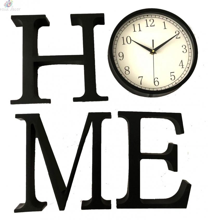 Wall Clock Home